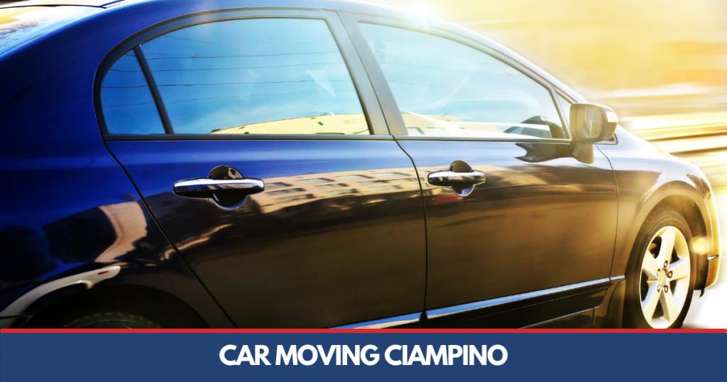 Car Moving Ciampino