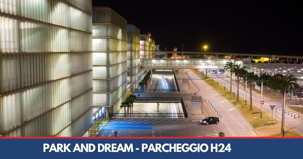 Parcheggio Fiumicino Aeroporto